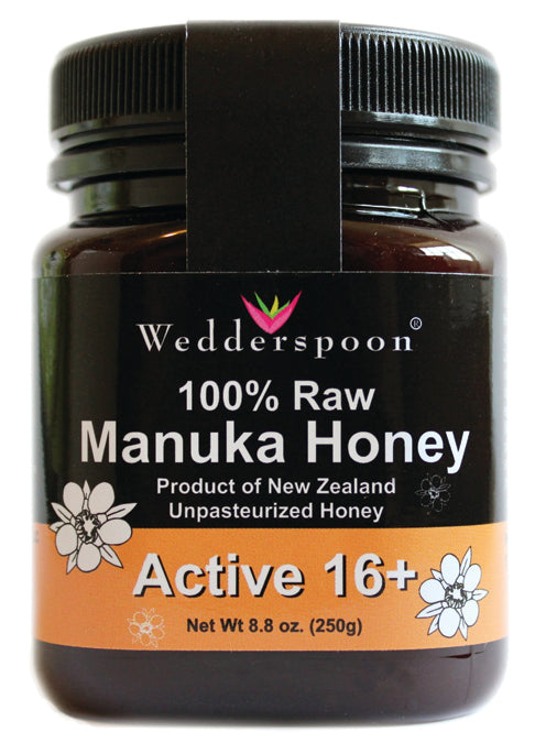 Raw Maunka Honey Kfactor 16 8.8 OZ