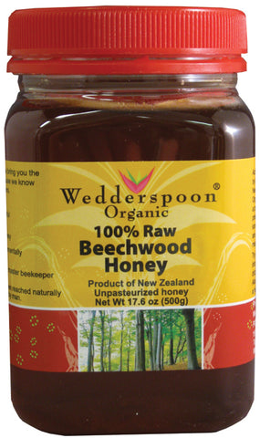 Beechwood Honey 17.6 OZ
