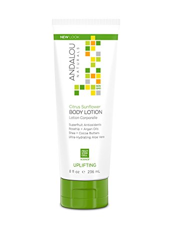 Citrus Sunflower Body Lotion 8 OZ