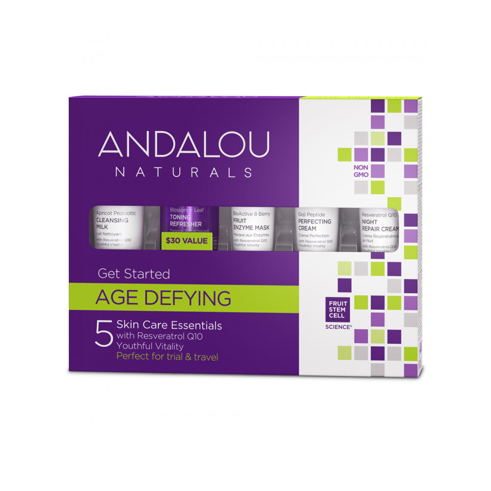 Age Defying Get Started Kit 5 PC