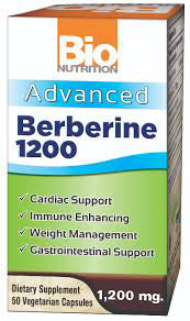 Advanced Berberine 1200 50 VGC