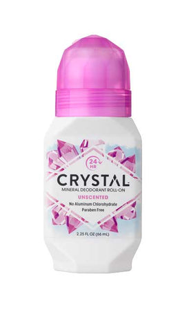 Deod Crystal Roll On Frag Free 2.25 OZ