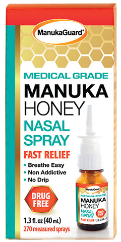 AllerCleanse MEdical Grade Manuka 1.35 OZ