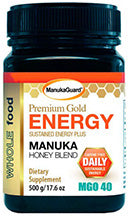 Energy Blend + Manuka Honey 17.6 OZ