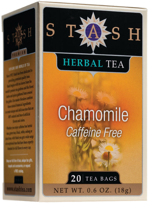 Chamomile Tea CF 20 CT
