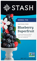 Blueberry Herbal Tea CF 20 CT