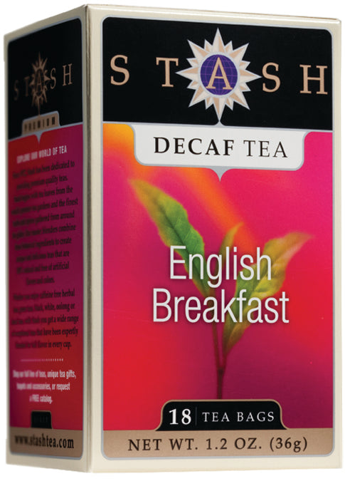 English Breakfast Tea Decaf 18 CT