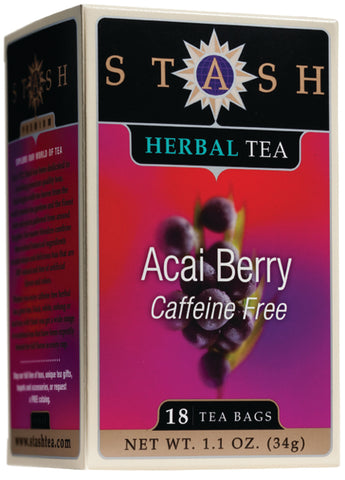 Acai Berry Tea 18 CT