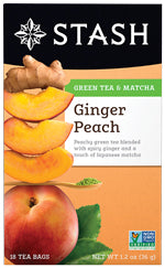 Ginger Peach w-Matcha 18 CT
