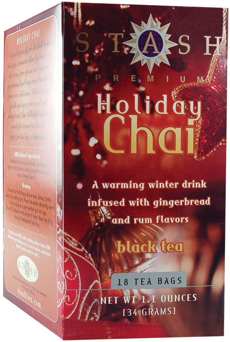 Holiday Chai 18 CT