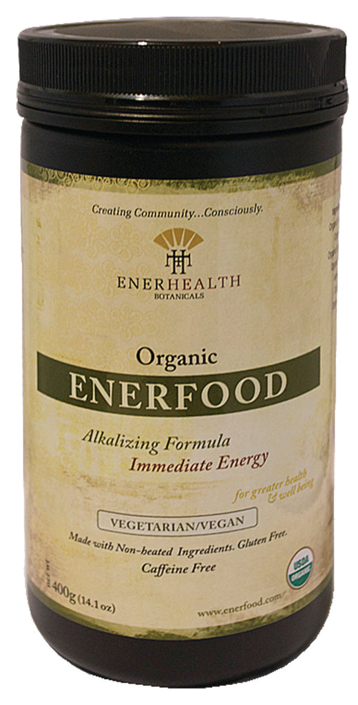 EnerFood Super Green Drink 14 OZ