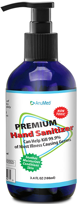 Hand Sanitizer 3.25 OZ