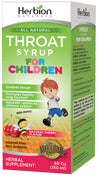 Children's Throat Syrup 5 OZ