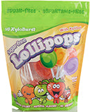 Assorted Lollipops w- Xylitol 25 PC