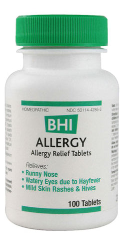 Allergy Tablets 100 TAB