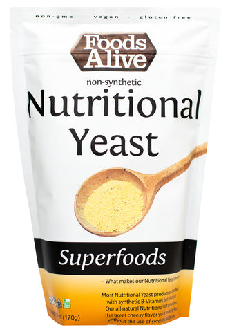 Nutritional Yeast 6 OZ