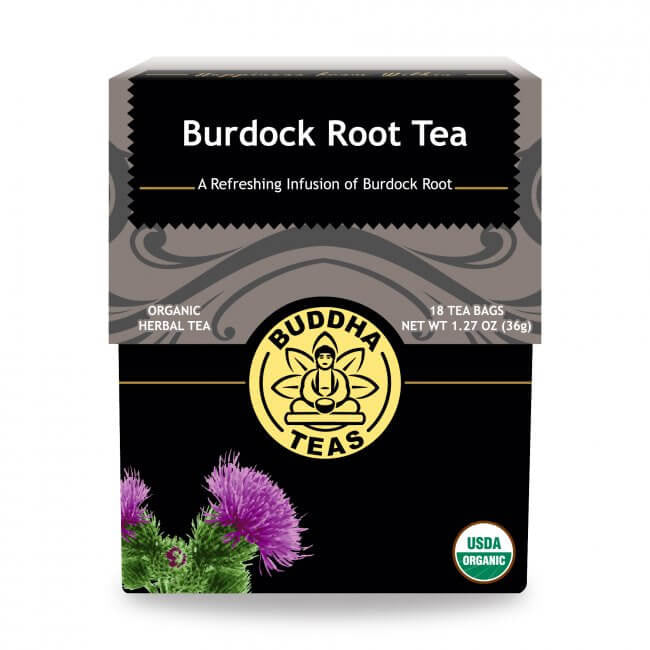 Burdock Tea 18 BAG
