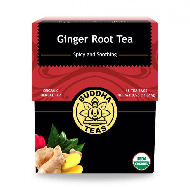 Ginger Root Tea 18 BAG