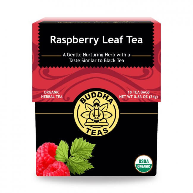 Raspberry Leaf Tea 18 BAG