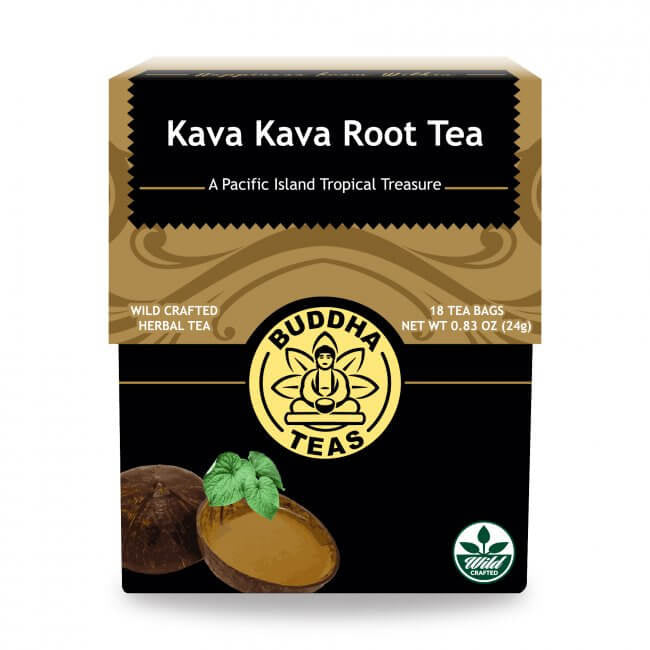 Kava Kava Root Tea 18 BAG