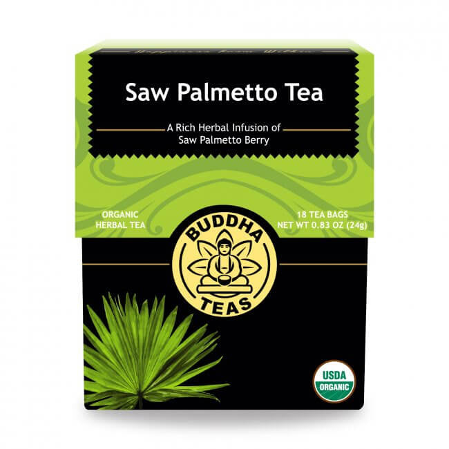 Saw Palmetto Tea 18 BAG