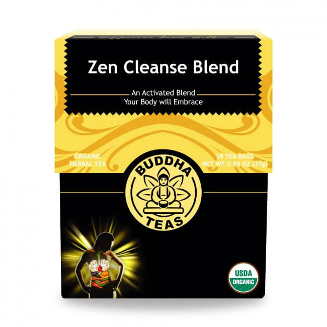 Zen Cleanse Blend Tea 18 BAG