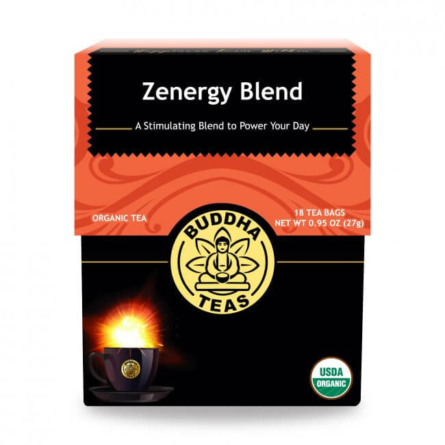 Zen ergy Tea 18 BAG