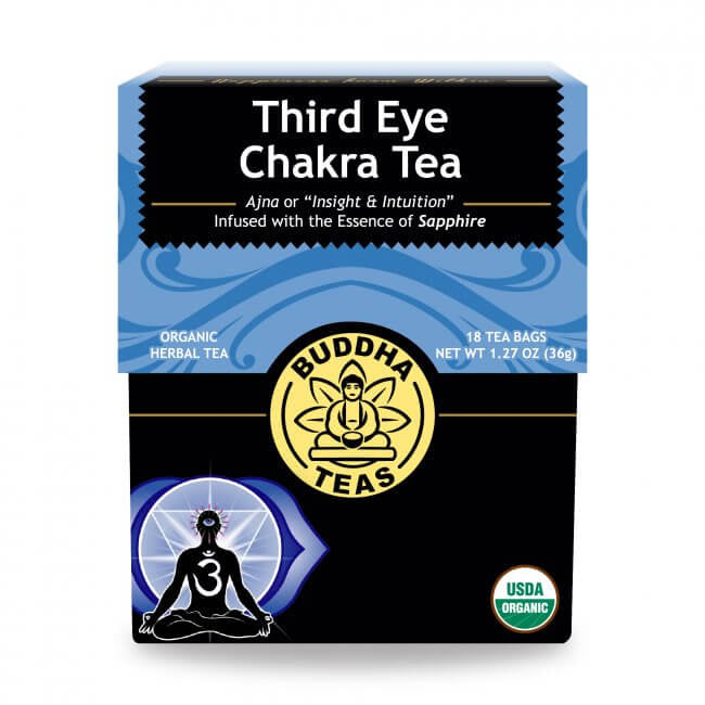 Third Eye Chakra Tea 18 BAG