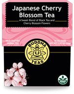 Japanese Cherry Blossom Tea 18 BAG