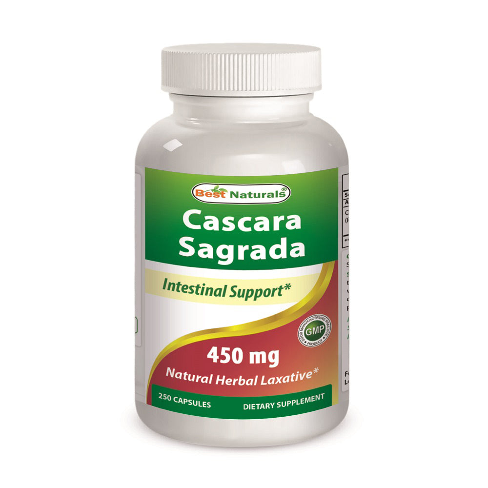 Cascara Sagrada 450 mg 250 CAP