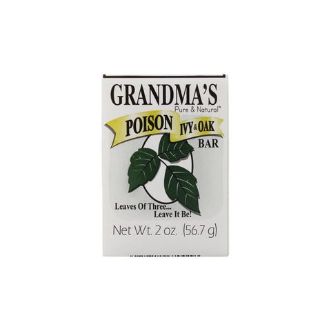 Poison Ivy Bar w-Jewelweed 2 OZ