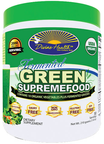 30 Day Green Supremefood 210 GM