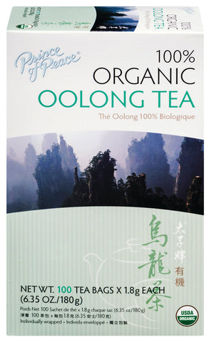 Organic Oolong Tea 100 BAG