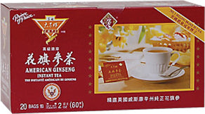 American Ginseng Instant Tea 20 BAG