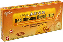 Red Ginseng Royal Jelly 10 VIAL