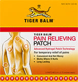 Tiger Balm Patch 5 CT