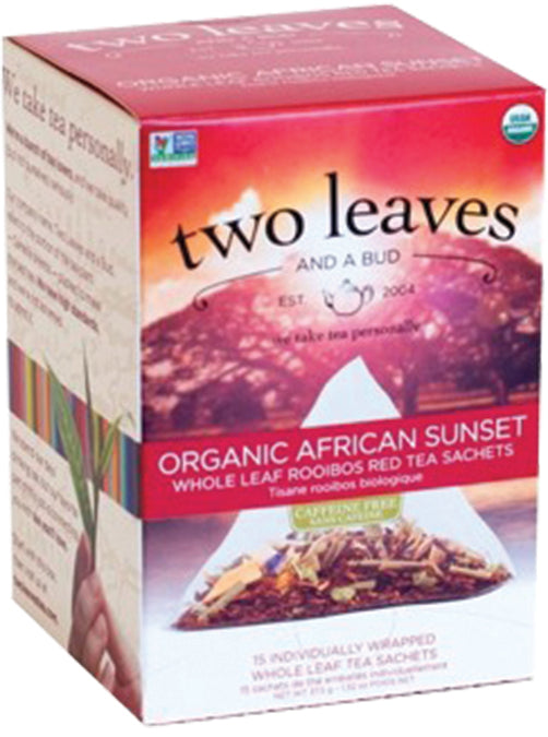 Organic African Sunset Tea 15 BAG