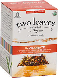 Organic Invigorate Tea 15 BAG