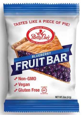 Blueberry Fruit Bar 12-BOX