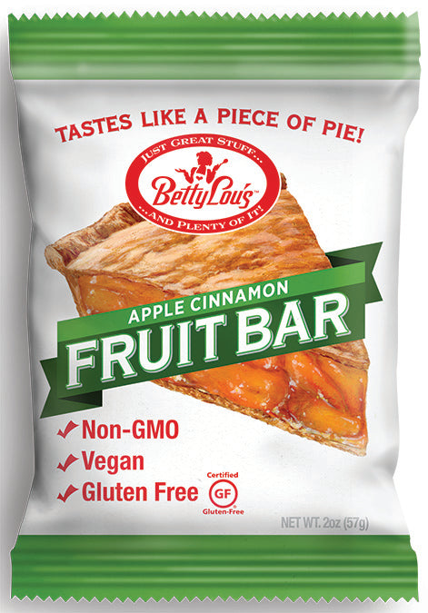 Apple Cinnamon Fruit Bars 12-BOX