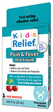 Kids Relief Pain & Fever 25 ML