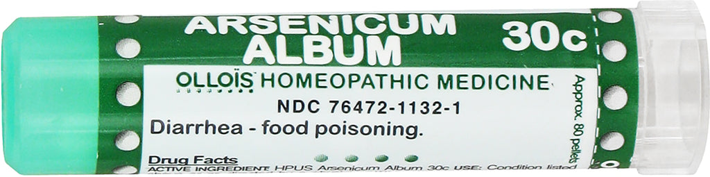 Arsenicum Album 30C 80 CT