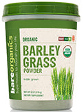 Organic Barley Grass Powder 6 OZ
