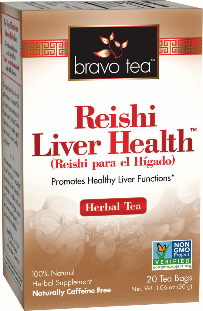 Reishi Liver Health Tea 20 BAG