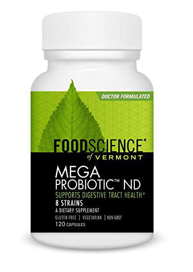 Mega Probiotic ND 120 CT