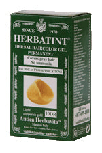 10DR Herbatint Lt Copperish Gold 4 OZ