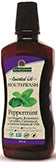 Essen. Oil Mouthwash Peppermint 16 OZ