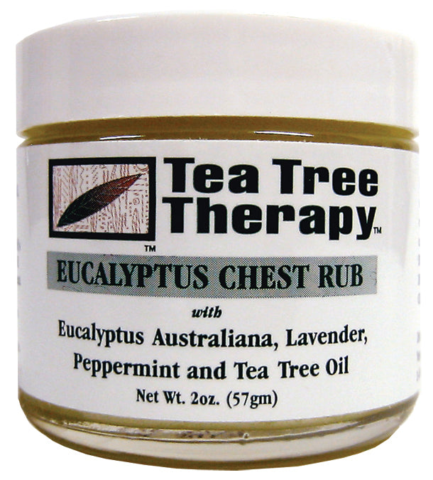 Eucalyptus Chest Rub 2 OZ
