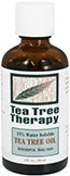 15%% Water Sol Tea Tree Antiseptic 2 OZ