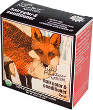 Hair Color Red 4 OZ